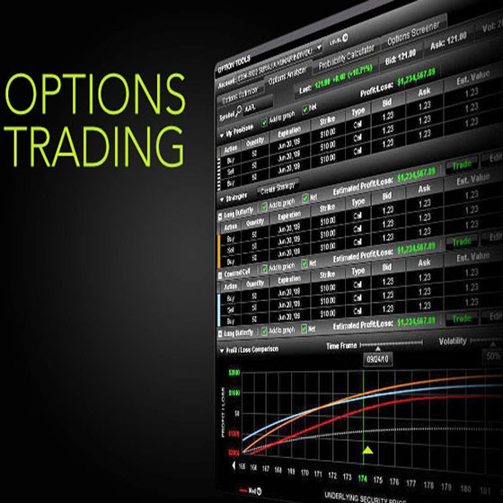 Stock option trading groups