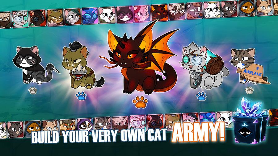 Castle Cats Money Mod Apk