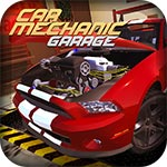 Car Mechanic Job: Simulator - Money Mod Apk