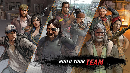 The Walking Dead: Road to Survival MOD APK Download