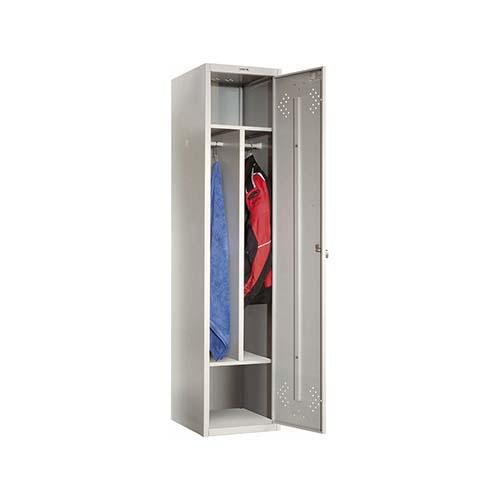 Шкаф для раздевалки ПРАКТИК LS-11-40D