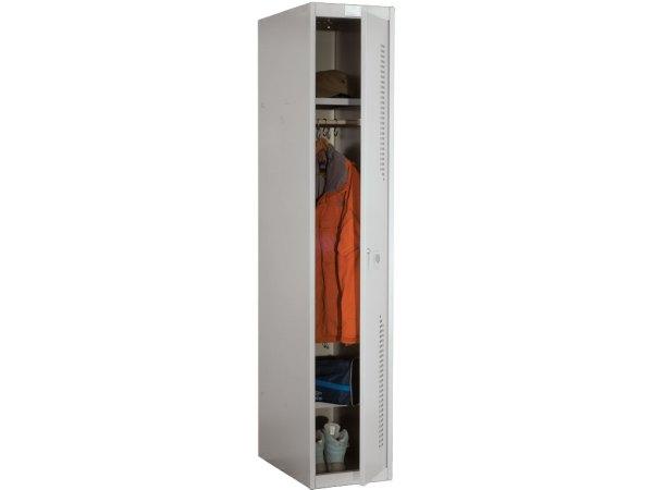 Шкаф для раздевалок NOBILIS антивандальный NLH-01