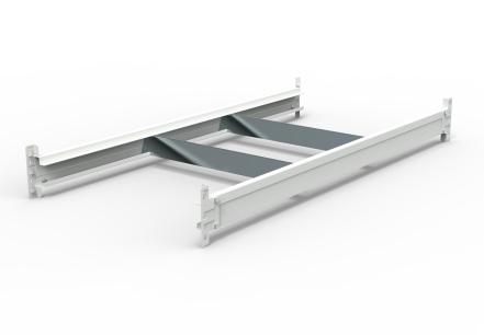 SGR-V-ДСП Комплект балок 1500x800 для ДСП настила 1