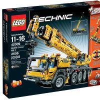 LEGO Technic Mobile Crane MK II 42009