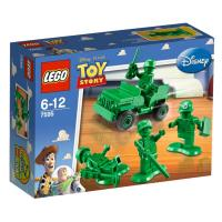 LEGO Army Men on Patrol 7595