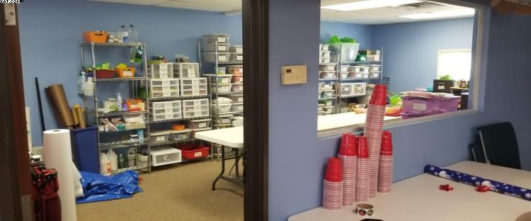 Supply Room