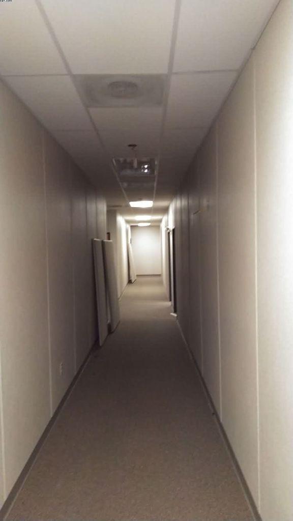Long Six Foot Hallway