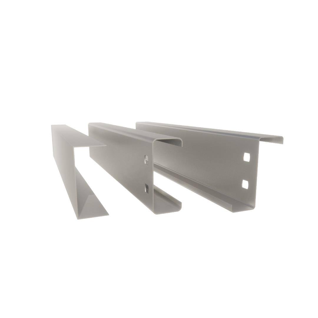 C and Z Purlin Punching and Nesting Channel - Stramit