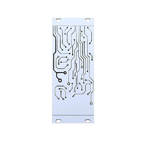 Eurorack Blank Panel 10HP White