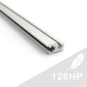 126HP_Lightweight Eurorack Rail