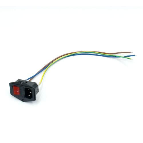 Safety Power Socket