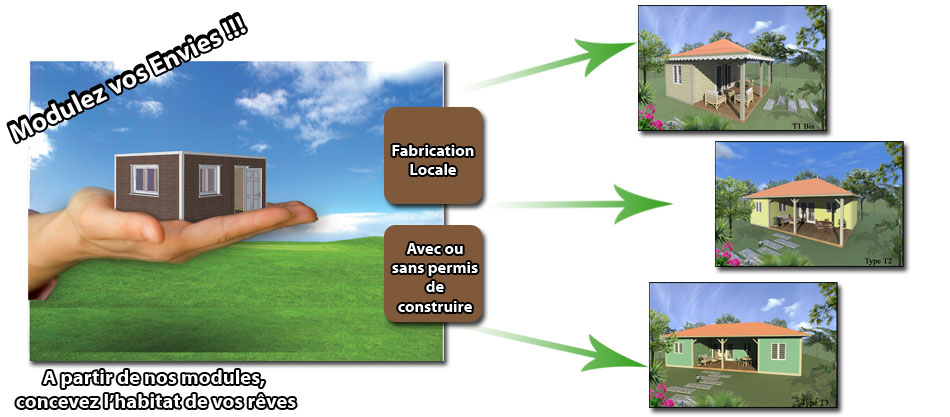 Maison Modulaire En Bois Martinique Ventana Blog