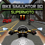 Bike Simulator 2 Moto Race Game 16 APK MODs Unlimited money free Download on Android