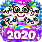 Bubble Shooter 3 Panda APK MODs Unlimited money free Download on Android