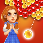 Bubble Shooter Magic of Oz APK MODs Unlimited money free Download on Android