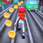 Bus Rush 2 1.32.02 APK MODs Unlimited money free Download on Android
