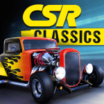 CSR Classics APK MODs Unlimited money free Download on Android