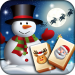 Christmas Mahjong Solitaire Holiday Fun APK MODs Unlimited money free Download on Android