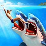 Double Head Shark Attack – Multiplayer APK MODs Unlimited money free Download on Android