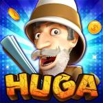 HUGA Slots – – 5.4.2 APK MODs Unlimited money free Download on Android