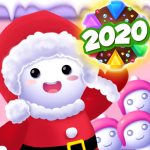 Ice Crush 2020 -A Jewels Puzzle Matching Adventure APK MODs Unlimited money free Download on Android