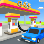Idle Gas Station Inc APK MODs Unlimited money free Download on Android