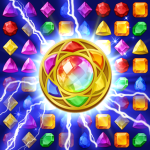 Jewels Magic Mystery Match3 APK MODs Unlimited money free Download on Android