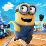 Minion Rush Despicable Me Official Game 7.1.0f APK MODs Unlimited money free Download on Android