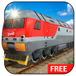 Real Indian Train Sim Train games 2020 APK MODs Unlimited money free Download on Android