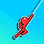 Stickman Hook 3.7.5 APK MODs Unlimited money free Download on Android