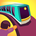 Train Taxi APK MODs Unlimited money free Download on Android