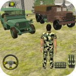US Army Off-road Truck Driver 3D APK MODs Unlimited money free Download on Android