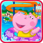 Water Park Fun Water Slides APK MODs Unlimited money free Download on Android
