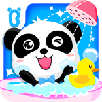 Baby Pandas Bath Time 8.52.00.00 APK MODs Unlimited money free Download on Android
