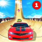 Mega Ramp Car Simulator Multiplayer Racing Games 5.2 APK MODs Unlimited money free Download on Android