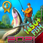 World of Fishers Fishing game 284 APK MODs Unlimited money free Download on Android