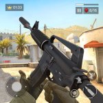Critical Strike CS Sniper Shooting 1.0.14 APK MODs Unlimited money free Download on Android