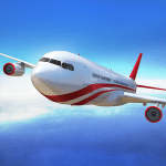 Flight Pilot Simulator 3D Free 2.4.1 APK MODs Unlimited money free Download on Android