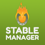 Hooves of Fire Horse Racing Game Stable Manager 4.31 APK MODs Unlimited money free Download on Android