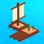 Idle Arks Build at Sea 2.2.0 APK MODs Unlimited money free Download on Android