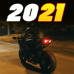 Motor Tour Bike game Moto World 1.0.1 APK MODs Unlimited money free Download on Android