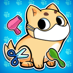 My Virtual Pet Shop Take Care of Pets Animals 1.12.10 APK MODs Unlimited money free Download on Android