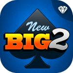 New Big2 Capsa Banting 4.1.3 APK MODs Unlimited money free Download on Android