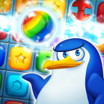 Pengle – Penguin Match 3 2.1.1 APK MODs Unlimited money free Download on Android