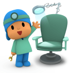 Pocoyo Dentist Care Doctor Adventure Simulator 1.0.2 APK MODs Unlimited money free Download on Android