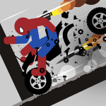 Stickman Hero Fly 1.17 APK MODs Unlimited money free Download on Android