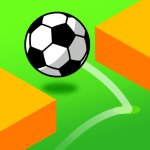 Tricky Kick – Crazy Soccer Goal Game 1.07 APK MODs Unlimited money free Download on Android