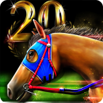 iHorse The Horse Racing Arcade Game 1.39 APK MODs Unlimited money free Download on Android
