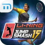 LiNing Jump Smash 15 Badminton 1.3.10 APK MODs Unlimited money Download on Android