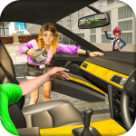 US Taxi Car Driving Simulator- Car Simulation Game 1.2 APK MODs Unlimited money Download on Android